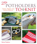 25+ Potholders to Knit